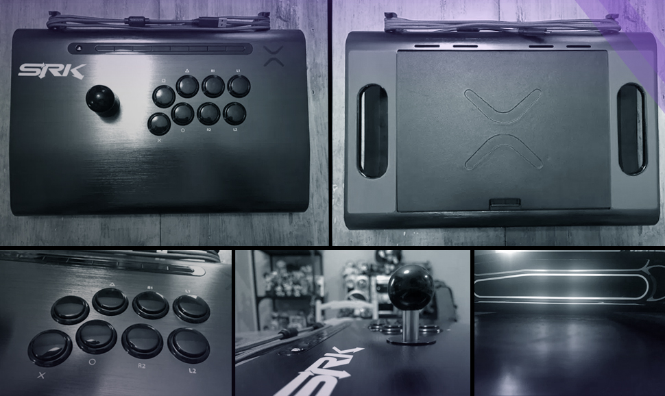 The Victrix Pro FS commits to bringing out the best a fight stick has to offer (SHORYUKEN)