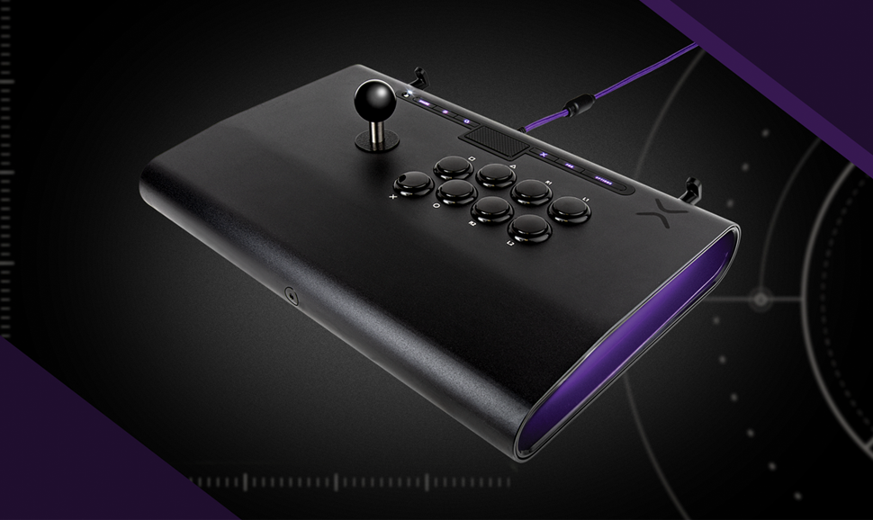 Fight like a Pro with the Victrix Pro FS Arcade Fight Stick!