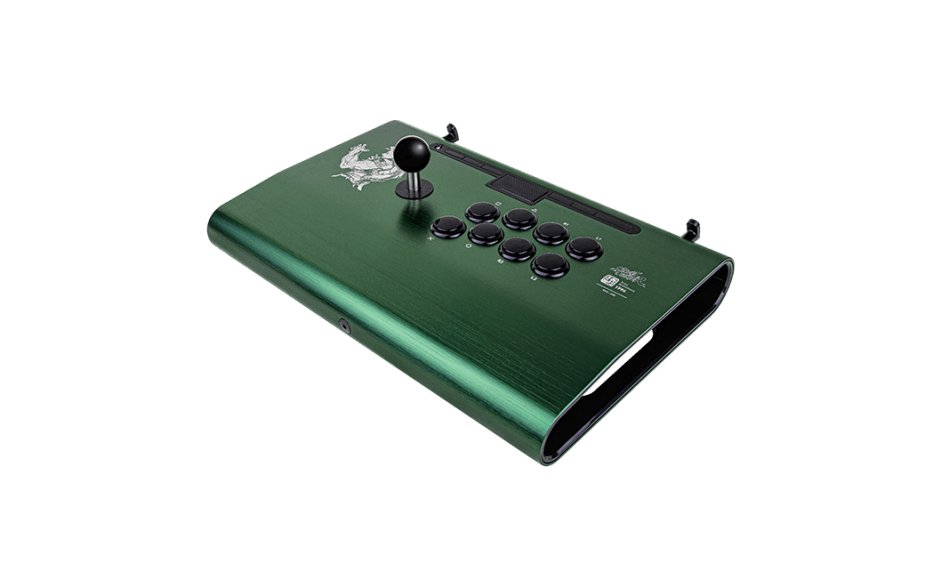 Guile Limited Edition Pro FS Arcade Fight Stick Right Side