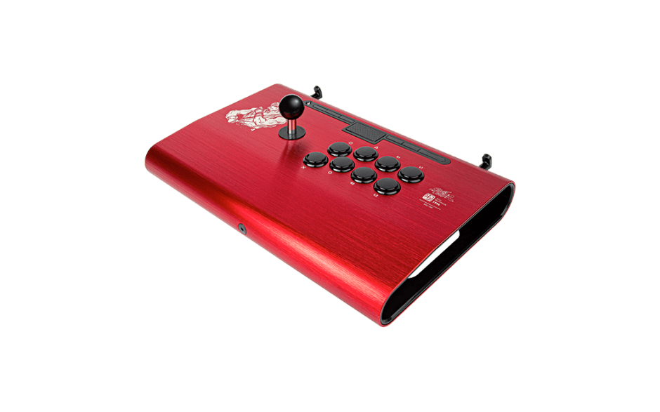 Ken Limited Edition Pro FS Arcade Fight Stick Right Side