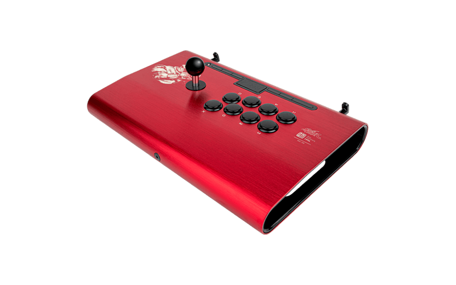 Bison Limited Edition Pro FS Arcade Fight Stick Right Side