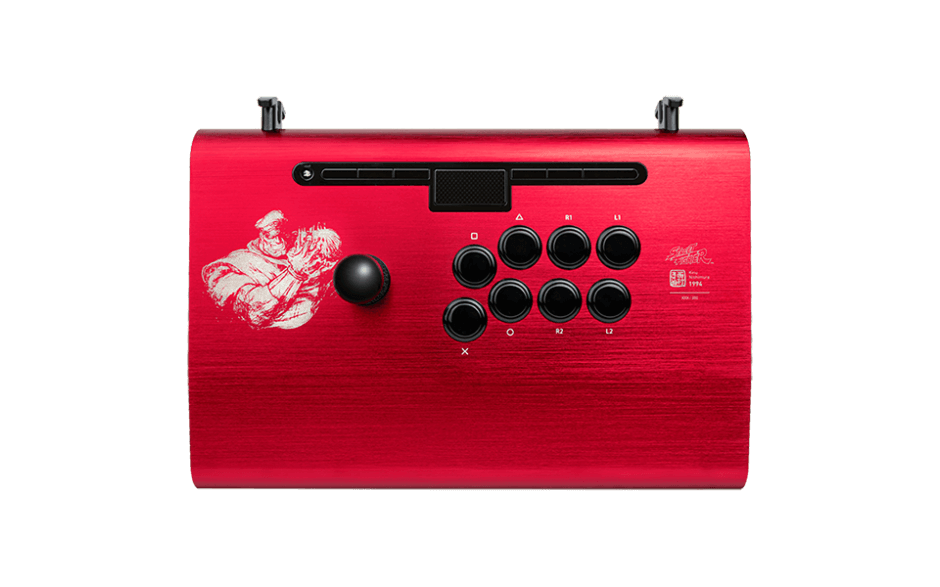 Bison Limited Edition Pro FS Arcade Fight Stick Top