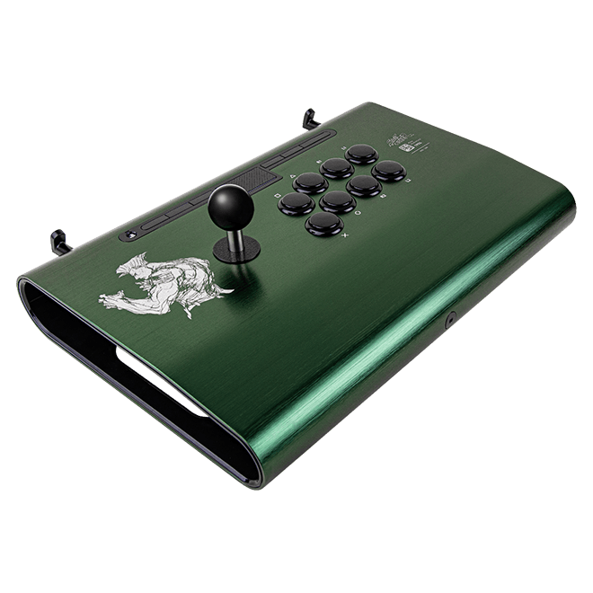 Guile Limited Edition Pro FS Arcade Fight Stick